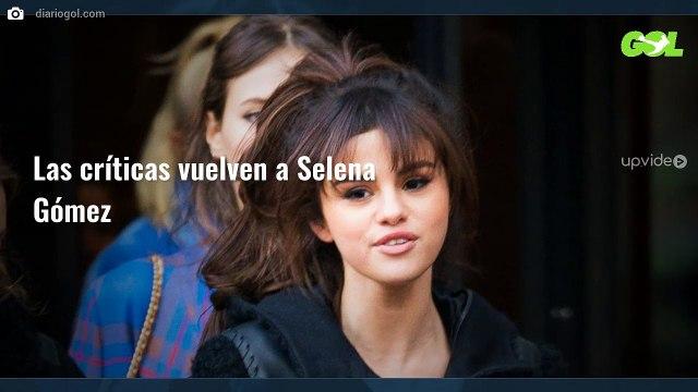 """""""¡Selena Gómez comiendo hasta reventar!"""" (y en pijama): """"Tiene un problema"""""""