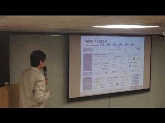 【T客邦講座】使用研華WISE-PaaS雲服務軟體平台開發物聯網智能應用