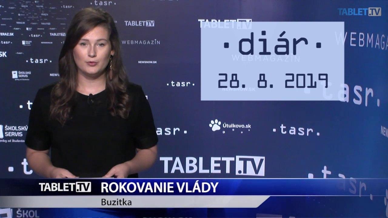 DIÁR: Vláda je na výjazdovom rokovaní v Buzitke