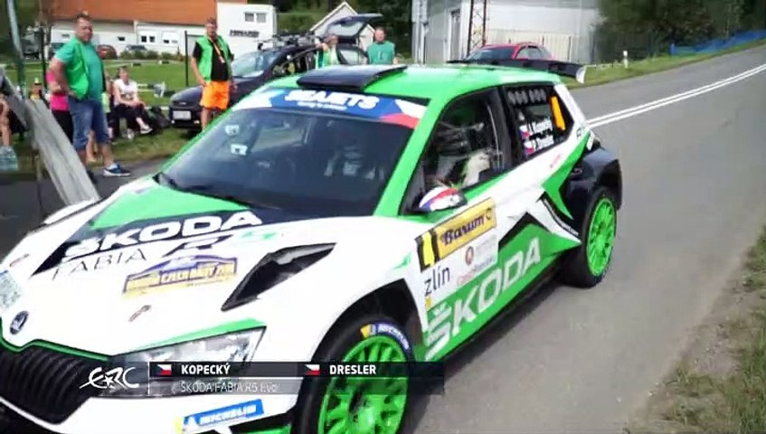 ERC 2019: Barum Czech Rally Zlin