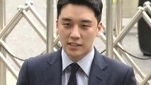 """경찰, '원정도박' 승리 소환...""""혐의 일부 인정"""" / YTN"""