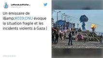 Gaza. Trois policiers palestiniens tués dans des explosions.