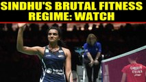 P.V. Sindhu's workout session leaves Anand Mahindra 'exhausted'