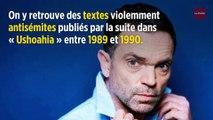 Textes antisémites : Yann Moix « assume et endosse tout »