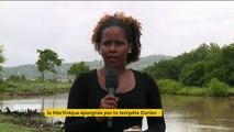 La tempête Dorian s'éloigne de Martinique