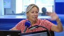 """Anne-Sophie Lapix : """"les gens zappent, il faut en tenir compte"""""""