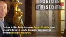 Patrimoine : Stéphane Bern s'est ruiné pour sauver ses « vieilles pierres »