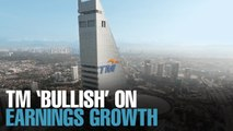 NEWS: TM 'bullish' on future earnings prospects