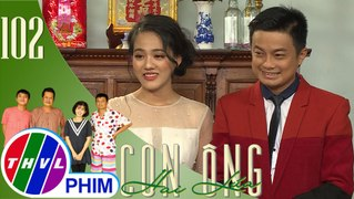THVL Con ong Hai Lua Tap 102 5 Moi nguoi chung vui dam cuoi