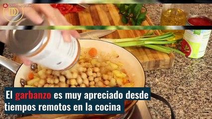 Beneficios de comer *garbanzos*