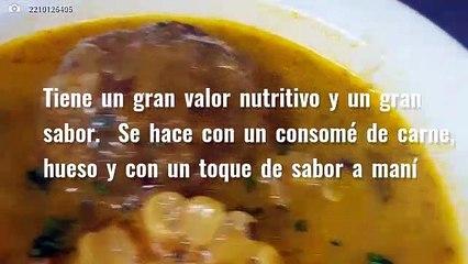 Gastronomía de Ecuador: Caldo de bolas y Caldo de carachama