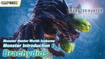 Monster Hunter World Iceborne - Présentation du Brachydios
