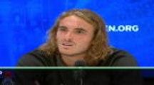 "US Open - Tsitsipas : ""Je n'ai plus la moindre inspiration..."""