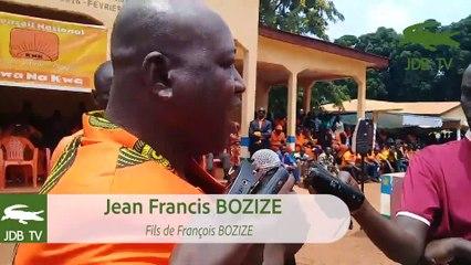 Jean Francis Bozize demande pardon au peuple centrafricain