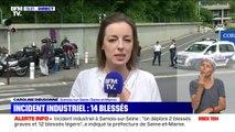 Un incident industriel à Samois-sur-Seine en Seine-et-Marne a fait 14 blessés dont deux grièvement