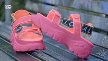 В тренде - уродливые сандалии