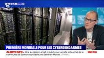 Les cybergendarmes réussissent une opération inédite de neutralisation de serveur pirate
