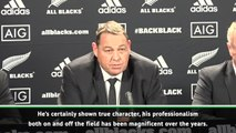 Hansen praises Franks' character following All Blacks omission