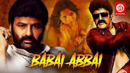 BABAI ABBAI | Telugu Full Movie | Balakrishna , Anitha Reddy