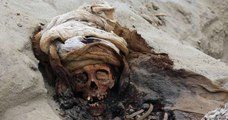 Les restes de 227 enfants, sacrifiés selon le rituel de la culture Chimú, ont été découverts au Pérou