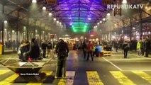 Kemeriahan Pasar Malam Musim Dingin di Melbourne