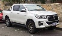 Le modèle de la Toyota Hilux