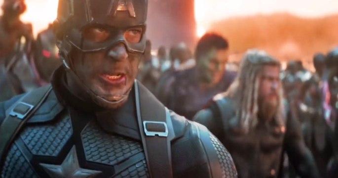 Vengadores Endgame - Tráiler del lanzamiento en  DVD y Blu-Ray