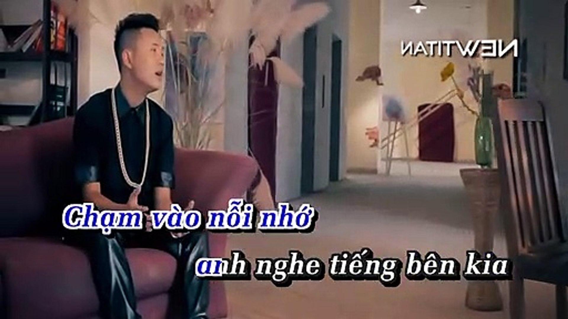 [Karaoke] Cuộc Gọi Cuối - Justatee [Beat]