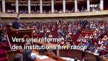 Vers une baisse de 25% des effectifs parlementaires français