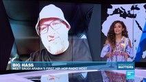 "Meet Hassane 'Big Hass"" Dennaoui, Saudi Arabia's first hip-hop radio host"