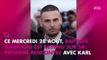 Baptiste Giabiconi : Ses émouvantes confidences sur sa relation avec Karl Lagerfeld