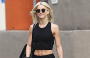 Julianne Hough defends Lara Spencer after Prince George comments