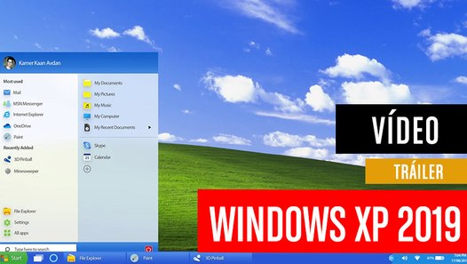 Windows Xp 2019 Video Dailymotion