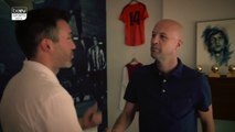Jordi Cruyff on His Father's Legacy at FC Barcelona