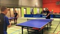 Sarreguemines : reprise au tennis de table avec un nouveau président