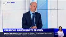 """Jean-Michel Blanquer: """"Parfois on m'a caricaturé, mais j'ai toujours dit qu'il fallait du dialogue social"""""""