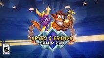 Crash Team Racing Nitro Fueled - Grand Prix Spyro