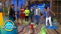 Sin Palabras ESPECIAL con temas de Juan Gabriel. ¡Descubre qué equipo adivinó más!| Venga La Alegría