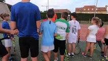 Opération Sport Vacances Tennis à la Fraternelle