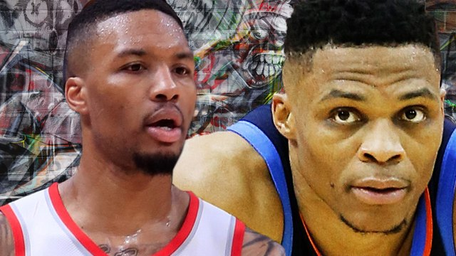 Damian Lillard Says He Was PISSED At Story That He & Russell Westbrook Had Beef