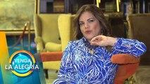 Natalia Baeza dice que la verdadera mamá de 'El Divo de Juárez' era su hermana. | Venga La Alegría