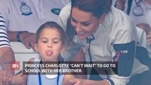 Princess Charlotte Is A Funny Kid