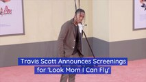 Travis Scott Wants Everyone To See His New Movie