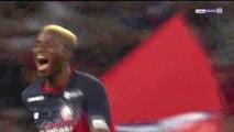 Lille 3-0 Saint-Etienne: GOAL - Victor Osimhen