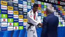 Explosive judo earns gold for Israel and France at World Championships