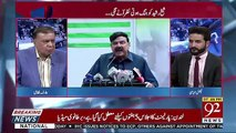 Arif Nizami Criticized Sheikh Rasheed For His Statement About The War Between India And Pakistan