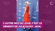 Le soutien de Nicolas Sarkozy à Brigitte Macron, le démenti de Julie Gayet sur son couple : toute l'actu du 28 août