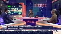 Les insiders (2/2): Boris Johnson suspend le Parlement jusqu'au 14 octobre - 28/08