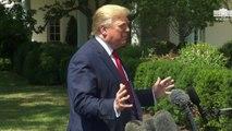"""Trump Calls Puerto Rico """"Corrupt"""" As Storm Dorian Heads For Island"""