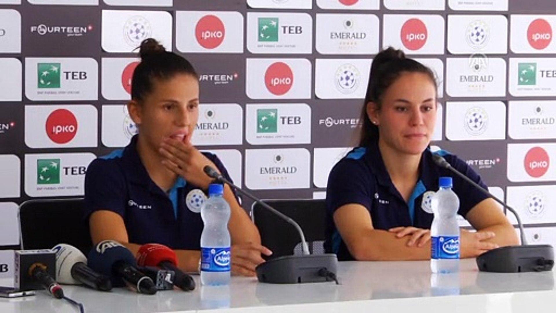 Kosova Kadın Milli Futbol Takımı'nın Türkiye maçı aday kadrosu belli oldu - PRİŞTİNE